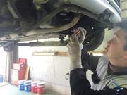 サスペンション・足回り修理・整備